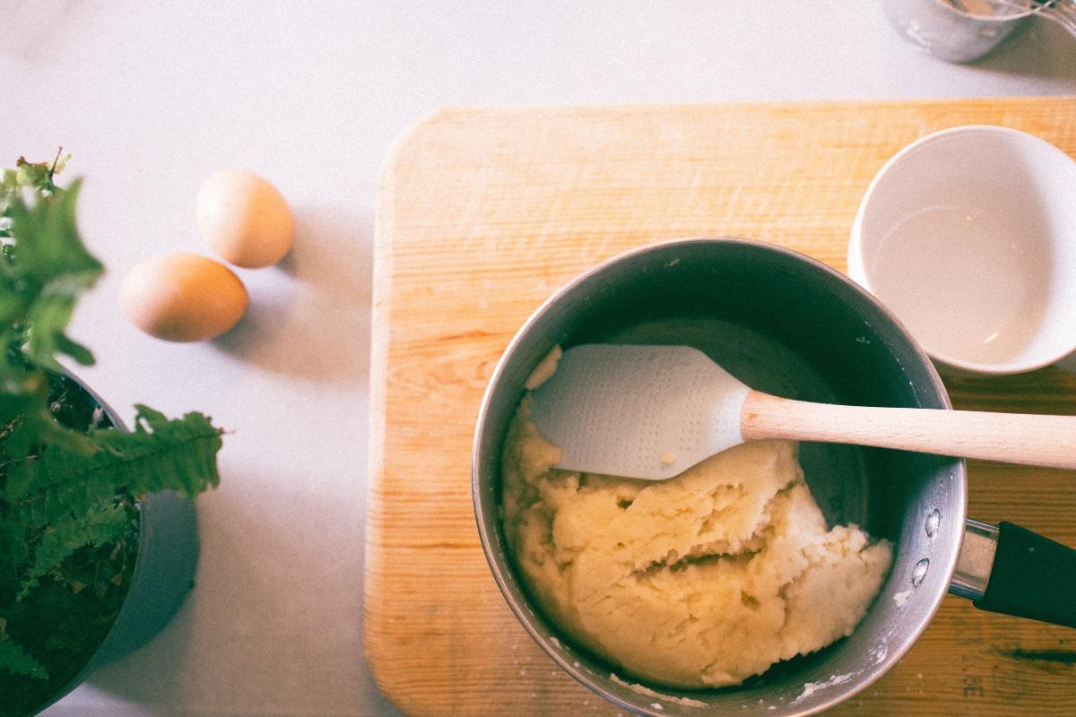 Receta de huevo, miel y aceite de almendras