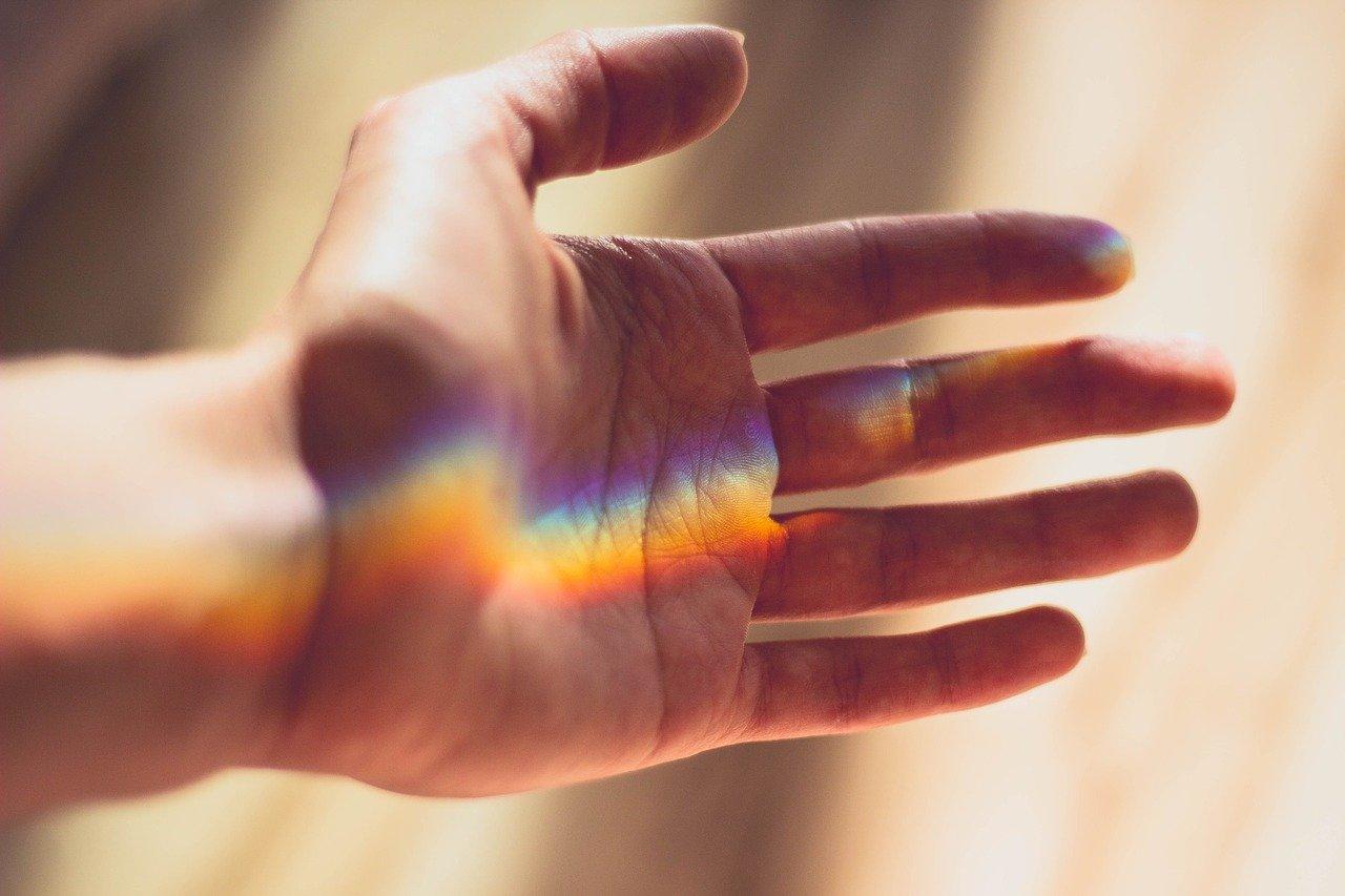 Características de la piel de las manos