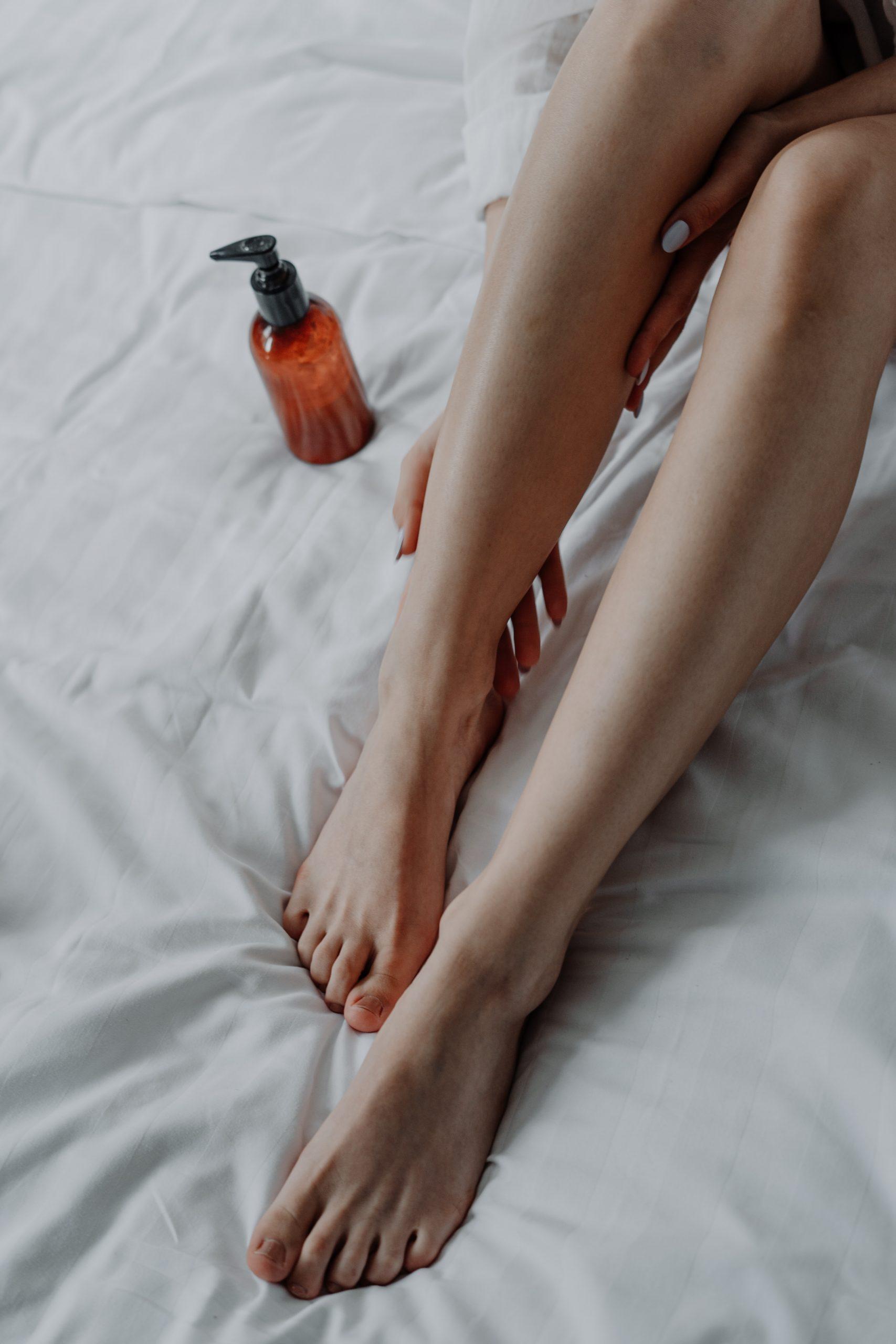 Cómo realizar un buen masaje para la celulitis