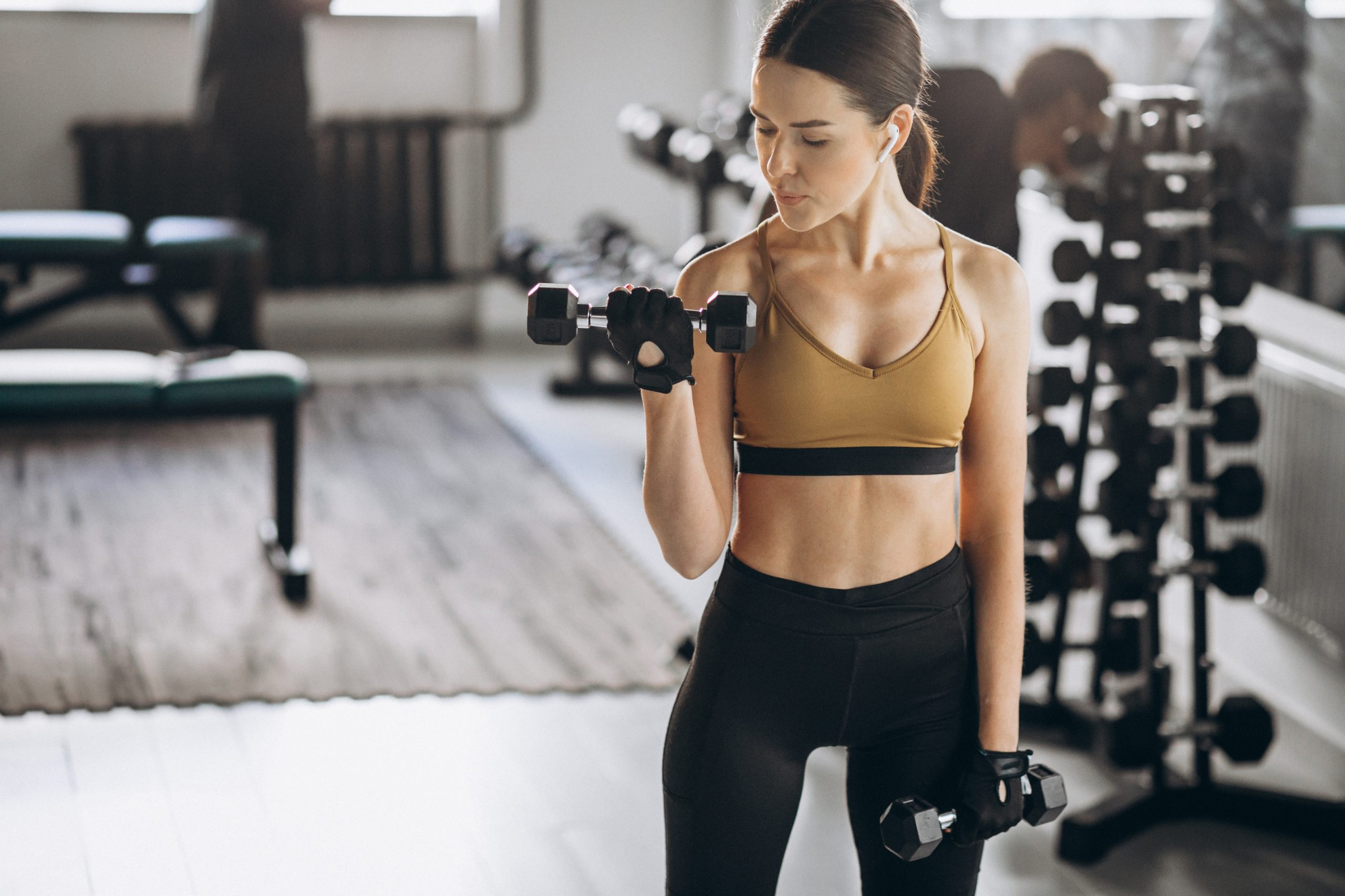 Los mejores ejercicios para eliminar la celulitis de los brazos