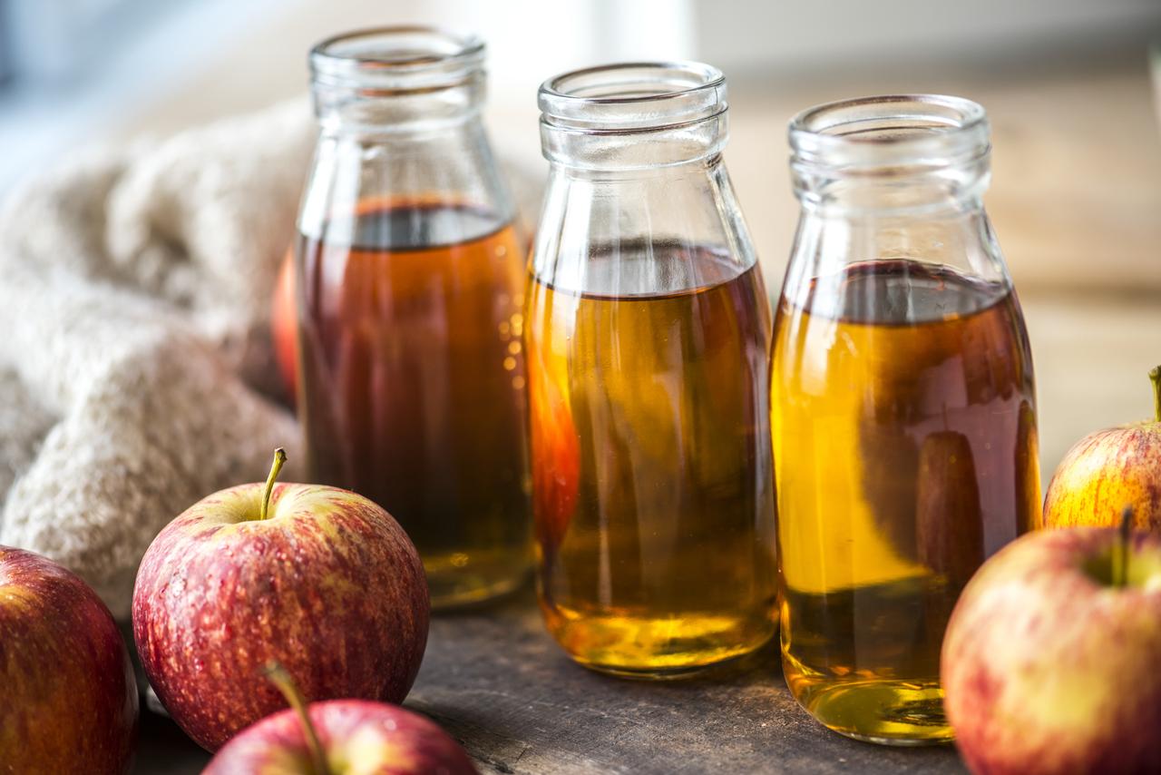 Vinagre de manzana como ingrediente anticelulítico