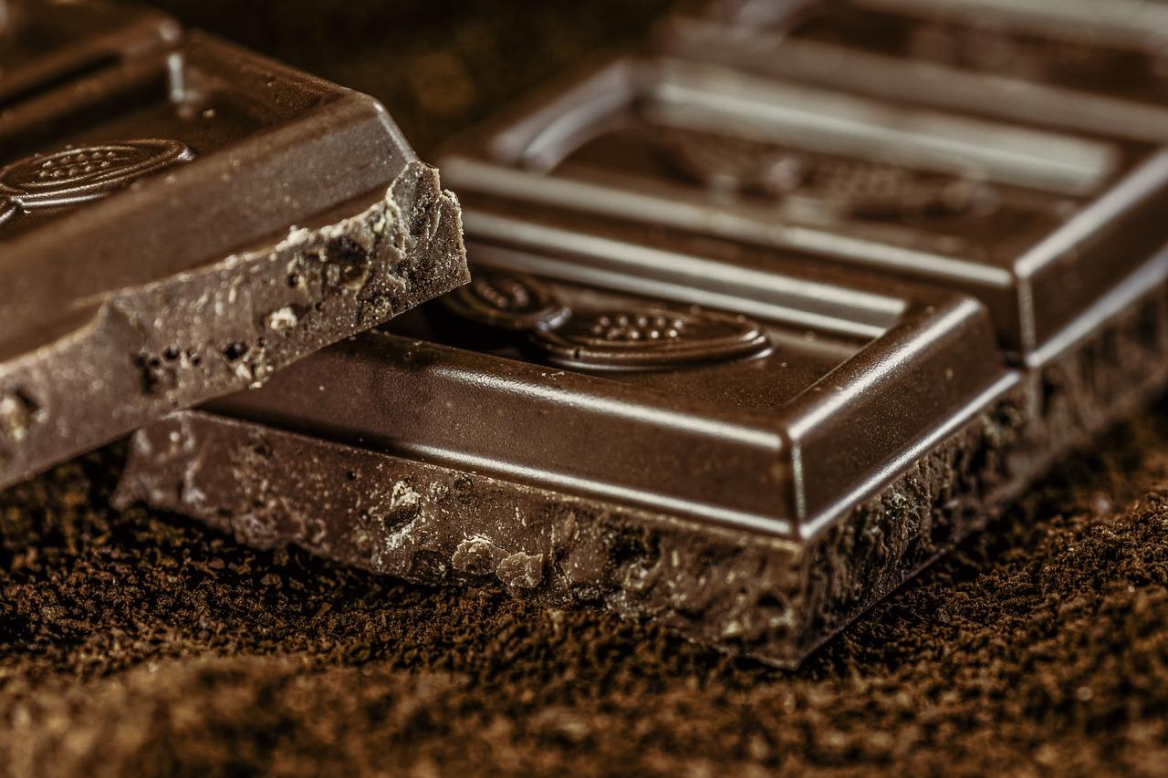 Exfoliante de chocolate
