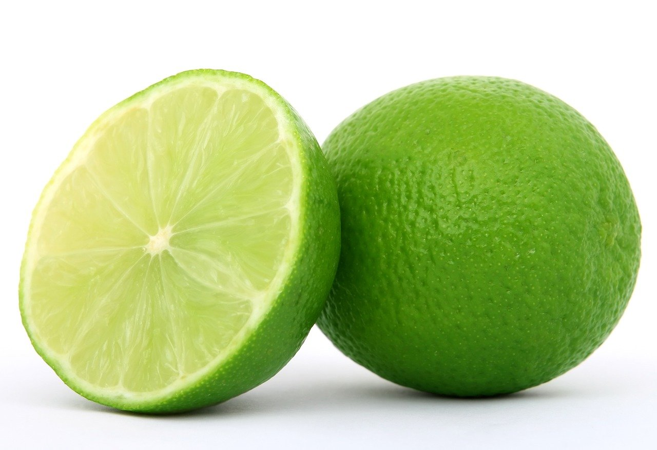 Limón con bicarbonato