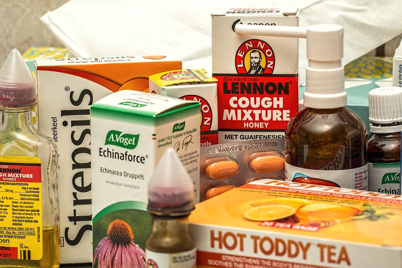 Para combatir la infección
