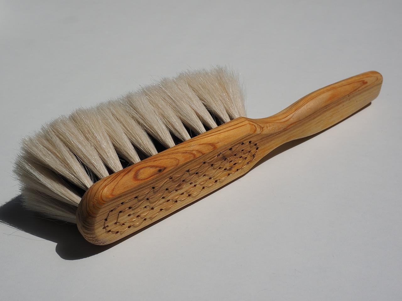 Cepillo facial y cepillo corporal