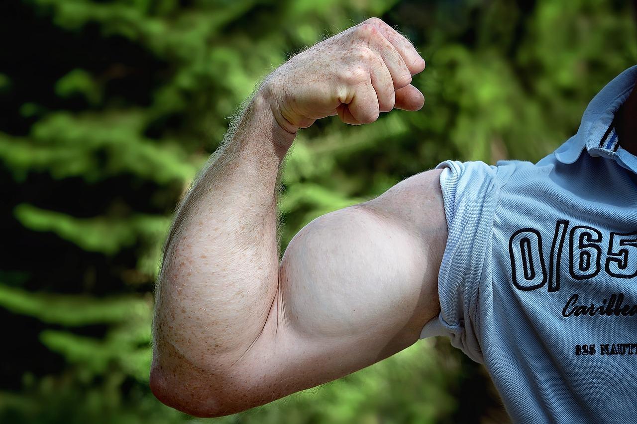 Cómo eliminar la flacidez en los brazos