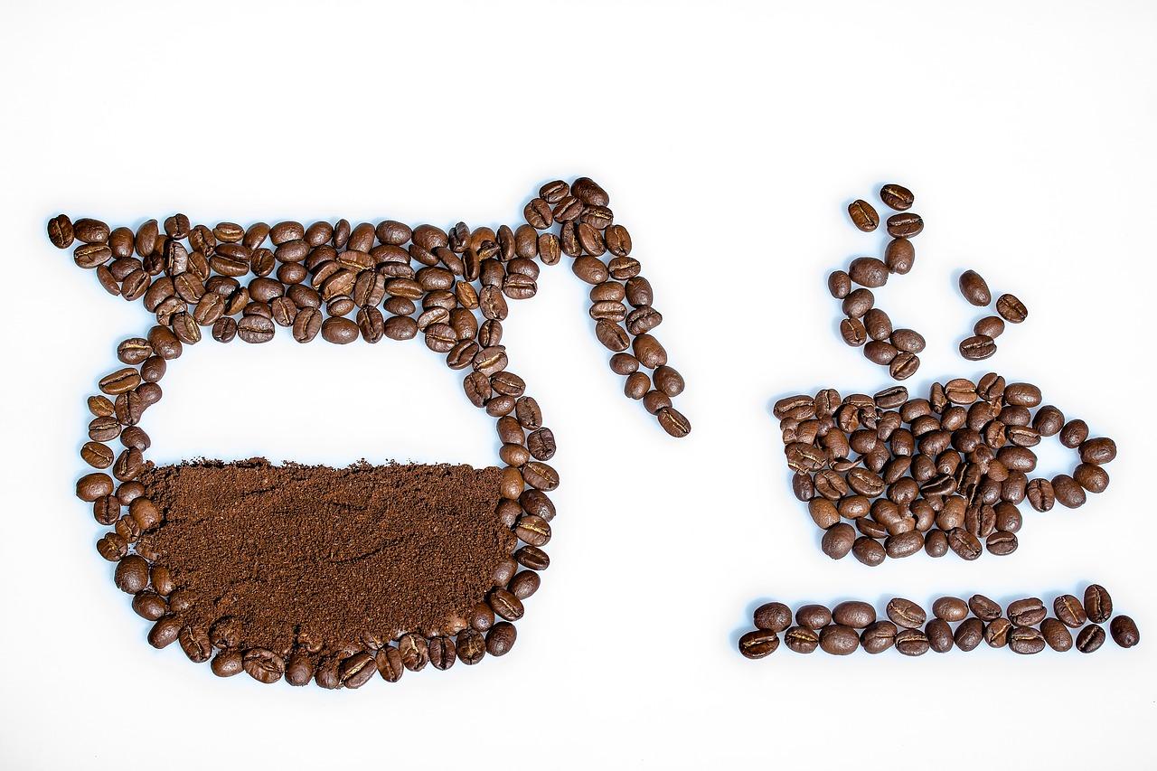 El café para combatir las estrías
