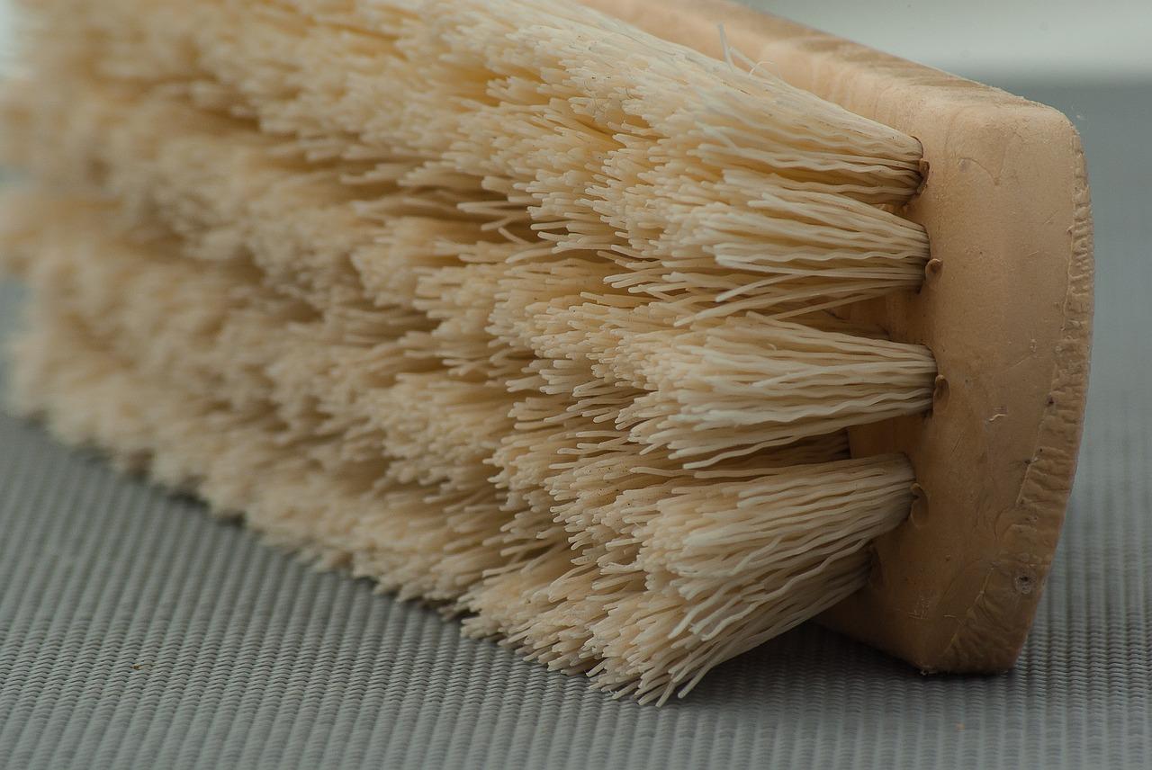 Elegir un cepillo exfoliante