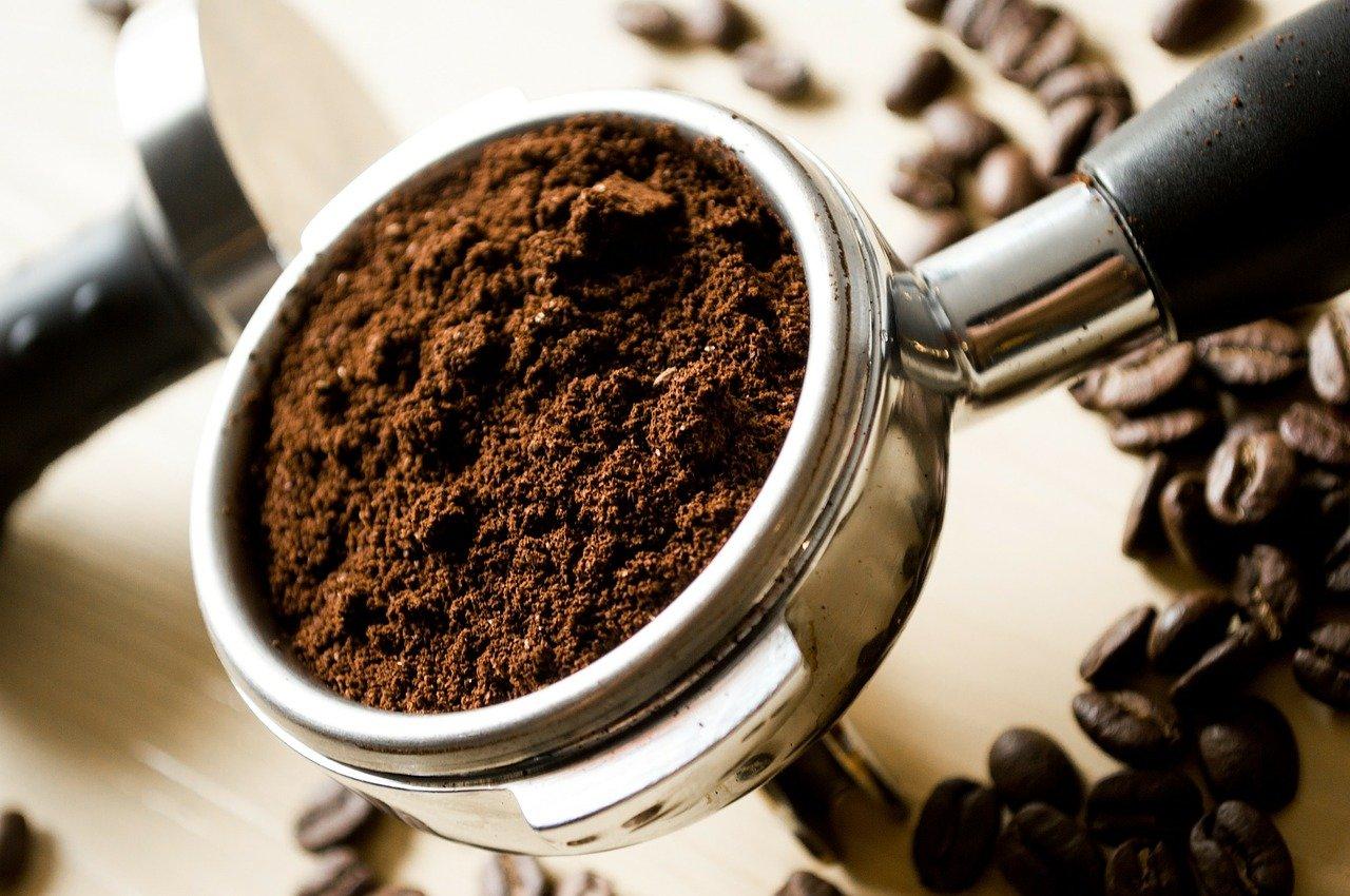Exfoliante casero de café para el cuerpo entero