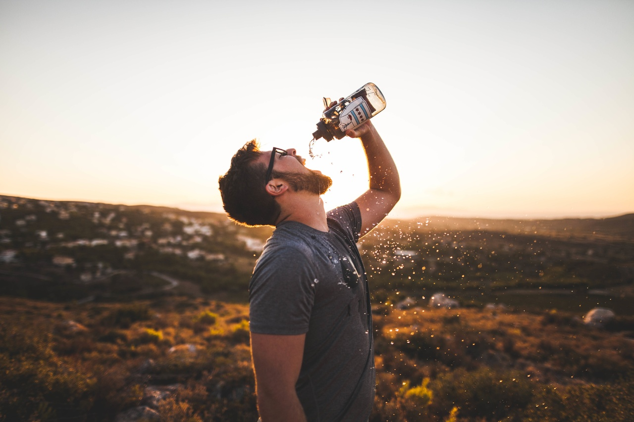 No te olvides del consumo de agua